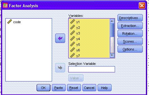 Ảnh 2 - Các bước phân tích nhân tố khám phá EFA