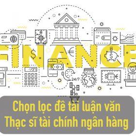 Hình ảnh luận văn thạc sĩ tài chính ngân hàng 1