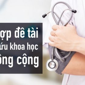 Hình ảnh đề tài nghiên cứu khoa học y tế công cộng 1