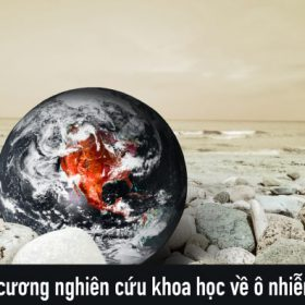 Hình ảnh đề cương nghiên cứu khoa học về ô nhiễm môi trường 1