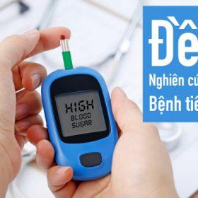 Hình ảnh đề tài nghiên cứu khoa học bệnh tiểu đường 1